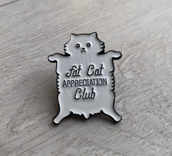 Fat Cat Appreciation Club