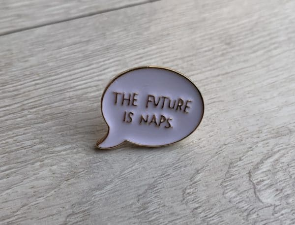 The future is naps